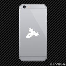 (2x) SR-71 Blackbird Cell Phone Sticker Mobile skunk works #2 many colors