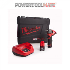 Milwaukee M12CIW12-202C M12 Fuel Compact Impact Wrench 1/2 Inch