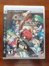 Cross Edge (Sony PlayStation 3, 2009)