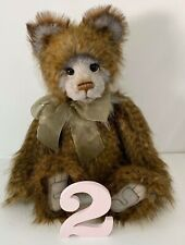 Charlie Bears Nick - Plumo - Limited Edition 0f 3000 - NEW 2020 - #2