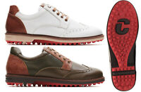 Duca Del Cosma Eldorado Spikeless Golf Shoes - RRP£180 - ALL SIZES