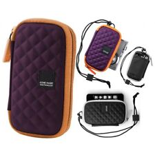 Digital Camera Mobile Phone MP3 Ipod Hard Case Raspberry Sorbet Acme Fillmore100