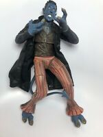 "NIGHTCRAWLER ACTION FIGURE MARVEL LEGENDS X-MEN 2003 POSEABLE TOYBIZ 12"" TALL"