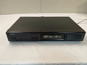 Onkyo T-4010 Tuner Quartz Synthesized AM / FM Stereo * Tested & Working Great*