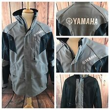Yamaha Motors Gray Snowmobile Mens Large  Jacket Coat Recco Avalanche  Rescue
