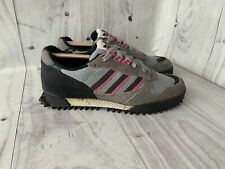 Rare Vintage Adidas Marathon TR Size 42/UK 8 Made in Korea