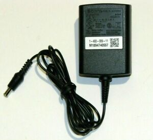 Sony AC-M1210UC  1-493-089-11 Power Adapter 12v 1.0A for Bluray Players Black