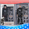 US 1/6 Scale Figure Model Soldier SWAT Police Uniform Military Army Body Suit