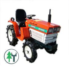 Traktor Schlepper Allrad Kubota B1402 gebr. komplett überholt und neu lackiert