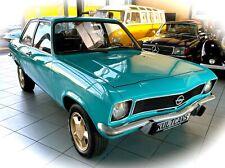 *SCHÖNE ZEITKAPSEL* Opel Ascona A 1972 seltener Klassiker  im Oldtimer Museum