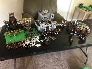 Lego Castle Lot, Lego Lord Of The Rings, Knights Kingdom, The Hobbit