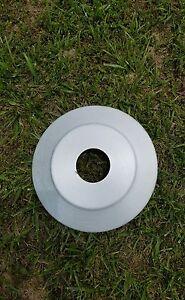 "3 Inch Silver Aluminum Flag Pole Flash Collar For TITAN 20 and 25"" Flagpoles"