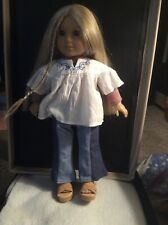 American Girl Doll Julie.  Retired Doll with Retired Outfit!