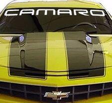 "CHEVROLET CAMARO Windshield Graphic Vinyl Decal Sticker Custom 40"" Vehicle Logo"