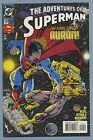 Adventures of Superman #509 1994 Auron Appearance Karl Kesel Barry Kitson DC