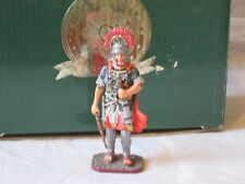 KING & COUNTRY THE ROMANS LEGION CENTURION STANDING 1/30 #RO16