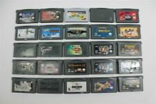 Discounted Lot of 25 Game Boy Advance Games- Golden Sun, Mega Man, Star Wars
