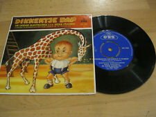 "7"" Single Dikkertje Dap De Leidse Sleuteltjes Henk Franke Vinyl CNR HX-1024"