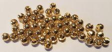 X10 bille tungstene fendue Tungsten slotted bead 5,5 mm 1,35 gr