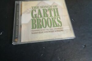 the songs of garth brooks by the nashville country singers