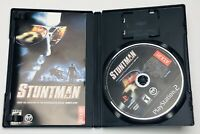 Stuntman PS2 Sony PlayStation 2 Complete CIB Manual Tested Working