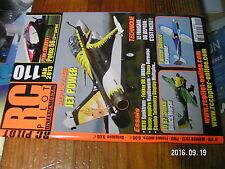2µ?§ Revue RC Pilot n°110 plan encarté Potez 58 partie 3/ JU 87 Stuka Fokker DR1