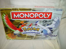 Monopoly Pokemon Gotta Catch Em All Fast Dealing Property Trading Game