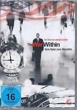 DVD - The War within - Del Opfer el Asesino - nuevo y emb. orig.