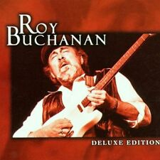 ROY BUCHANAN DELUXE EDITION REMASTERED CD NEW
