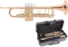 Odyssey Premiere OCR1100 Bb Trumpet Outfit in Zero Gravity Hard Foam Case