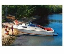 1983 1984 Bayliner 2050 Liberty Power Boat Factory Photo b1212