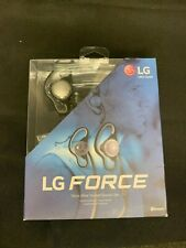 LG Force Stereo Sport Fitness Bluetooth Headset Headphones