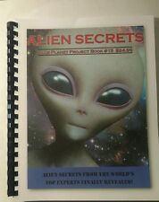 "ALIEN SECRETS BOOK"" Blue Planet Project Book #15"