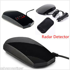 360° Car Full Band GPS Speed Safety Radar Laser Camera Detector Voice Alert LED