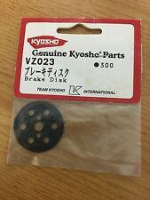KYOSHO VZ023 BRAKE DISK  (FW05 V1 EVO RR) NEW