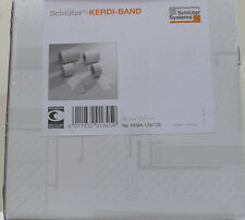 Schlüter Kerdi Keba Dichtband 100/125 30lfm