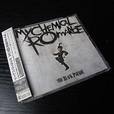My Chemical Romance - The Black Parade JAPAN CD+Bonus Track W/OBI Mint #109-4