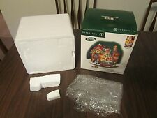 Dept 56 department ~ m&m's candy factory BOX ONLY north pole