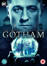 Gotham Season 3 DVD 2017 Benjamin McKenzie