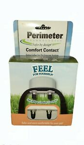 Perimeter Technologies Comfort Contact Extra Receiver Collar New in Box PTPFS003