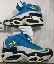 NIKE AIR GRIFFEY MAX 1, 354912-008, NAVY BLUE TURQUOISE, MEN'S Size 11.5
