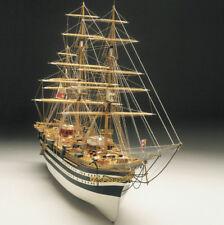 Mantua Models Amerigo Vespucci Italian Navy Training Ship  Static Model Boat Kit