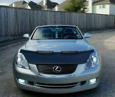 Car Bonnet Hood Bra For LEXUS SC430 2002 2003 2004 2005 2006 2007 2008 2009 2010