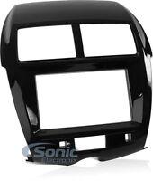 Scosche MI3022GB Double DIN Dash Kit for Select 11-Up Mitsubishi Outlander Sport