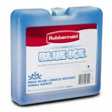 Rubbermaid Non-Toxi Reusable Portable Blue Ice Weekender Cooler Pack - Last Long