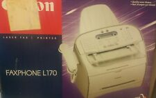 Canon FaxPhone L170 All-In-One Laser Printer - BRAND NEW