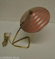originale des années 1950 60er Lampe de table lampadaire milieu Century 50 60s
