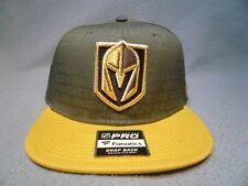 Fanatics NHL Vegas Golden Knights Snapback BRAND NEW cap hat LV Las Flat Bill