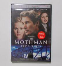 The Mothman Prophecies Special Edition 2 DVD Set Richard Gere 2003