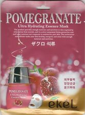 EKEL Ultra Hydrating Essence Mask Korean Masksheet cosmetics POMEGRANATE 1 pcs